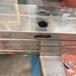 不銹鋼圓管開槽激光切割不銹鋼管激光斜口