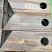 供應深圳不銹鋼管激光切割120120MM碳鋼激光切割開孔