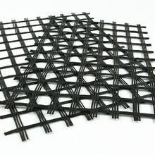 小網孔玻纖格柵、自粘式玻纖格柵、低延伸耐高溫玻纖格柵圖片
