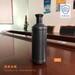 成都保益康生產洗發水瓶黑色500mlHDPE塑料瓶乳液瓶塑料瓶廠