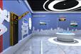 房地產售樓部品牌墻設計工法展示區設計制作一體化